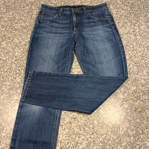 Joe's Easy High Water Jeans size 27 GUC